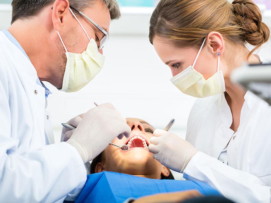 Periodontal surgery